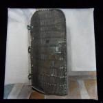 Geroofde-deur-uit-kasteel-Voorst-die-het-Kamper-archief-beschermde-tegen-een-brand-Stedelijk-Museum-Kampen-150x150