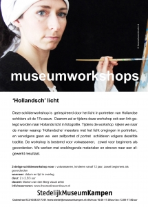 workshop Hollandsch licht