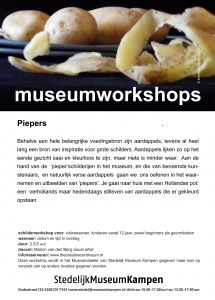 workshop Piepers